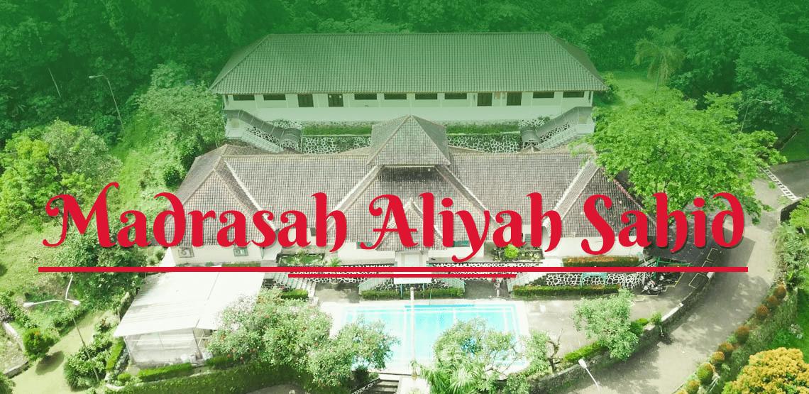Madrasah Aliyah Sahid